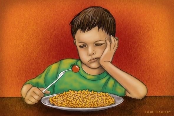 Eksperiments – Ko neēd tavs bērns?!