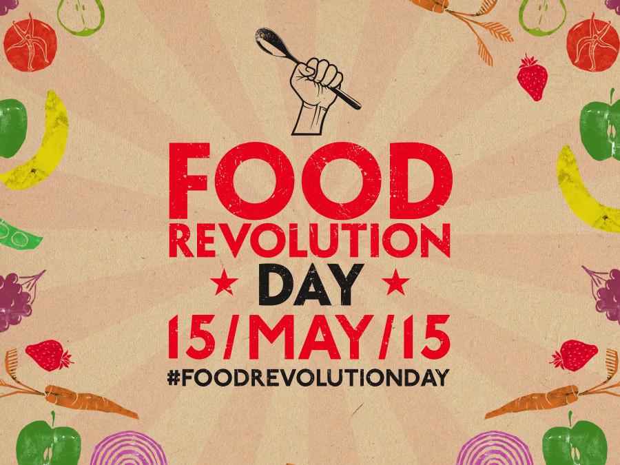 Ēdiena revolūcija!