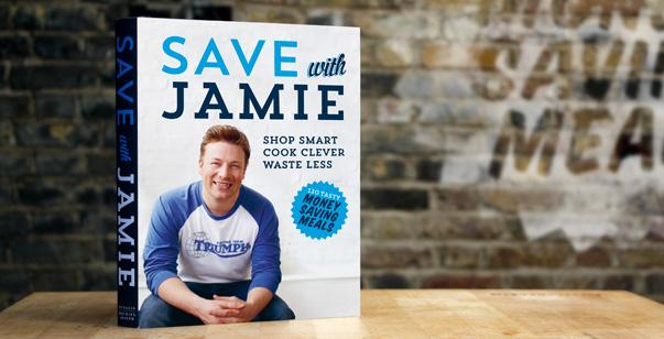 Ietaupi kopā ar Džeimiju!