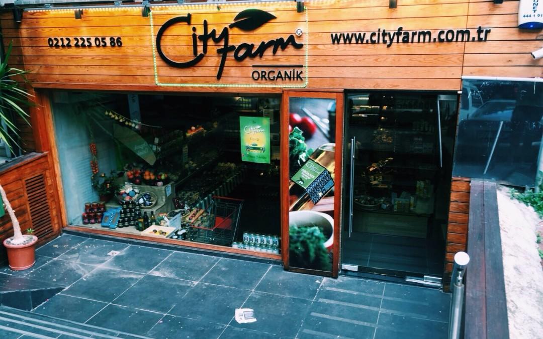 Bio pārtika Stambulā