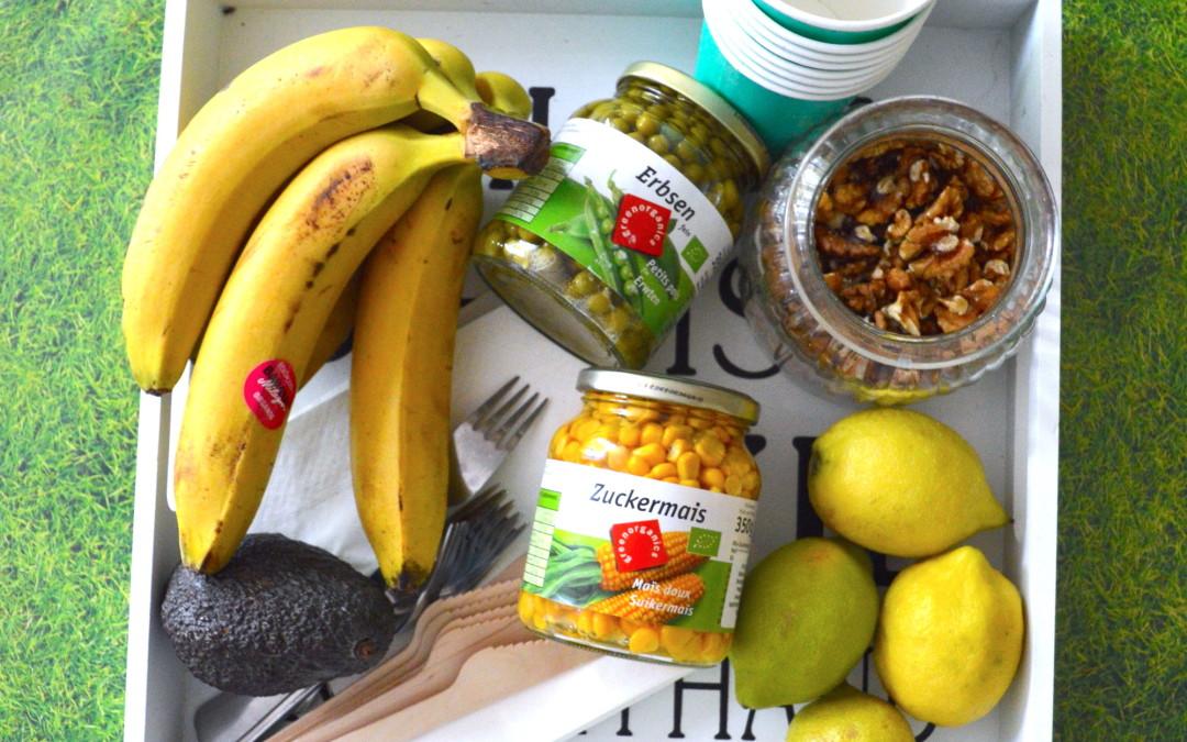 Mazo pavāru meistarklase: melleņu limonāde, pildītas tortiljas un banānu – riekstu maize