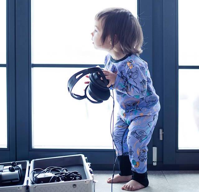 """HEBE """"Musique"""" – bērnu apģērbi ar Tomu Grēviņu!"""