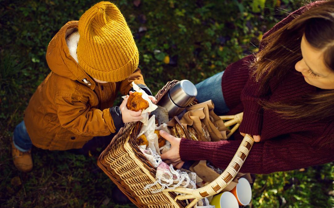 Rudens pikniks – sajūtas