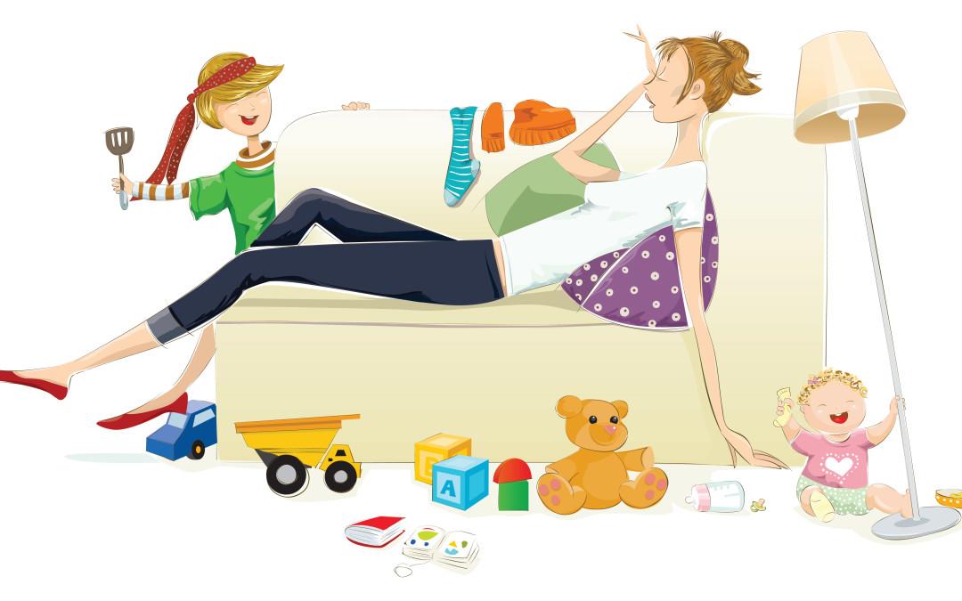 Kāpēc es pārtraucu bērna kopšanas atvaļinājumu