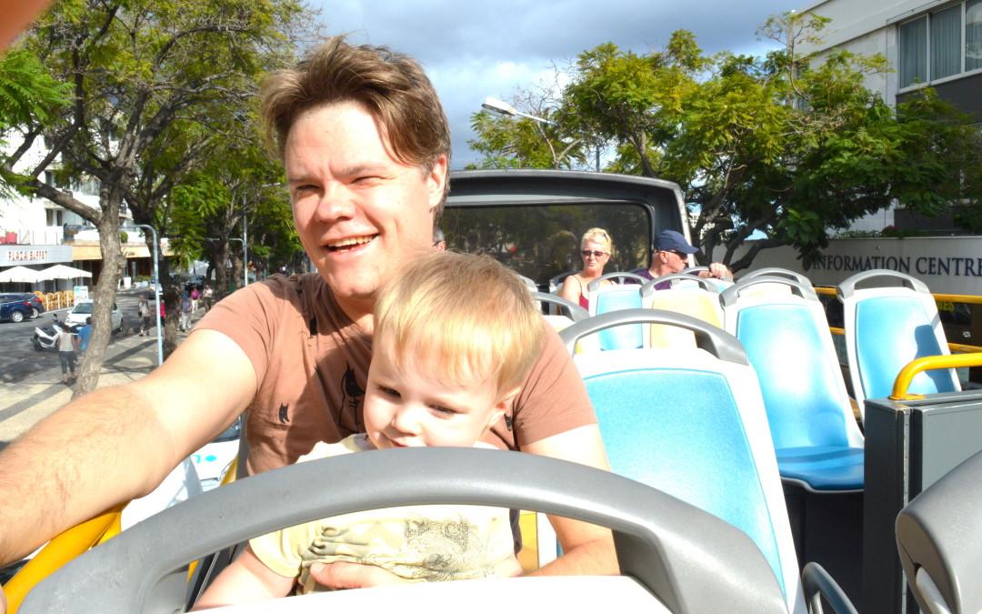 Pastkartes no Madeiras: dienas ritms ar divgadnieku