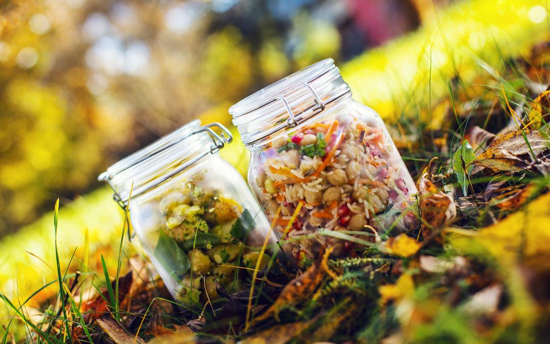Rudens pikniks – receptes