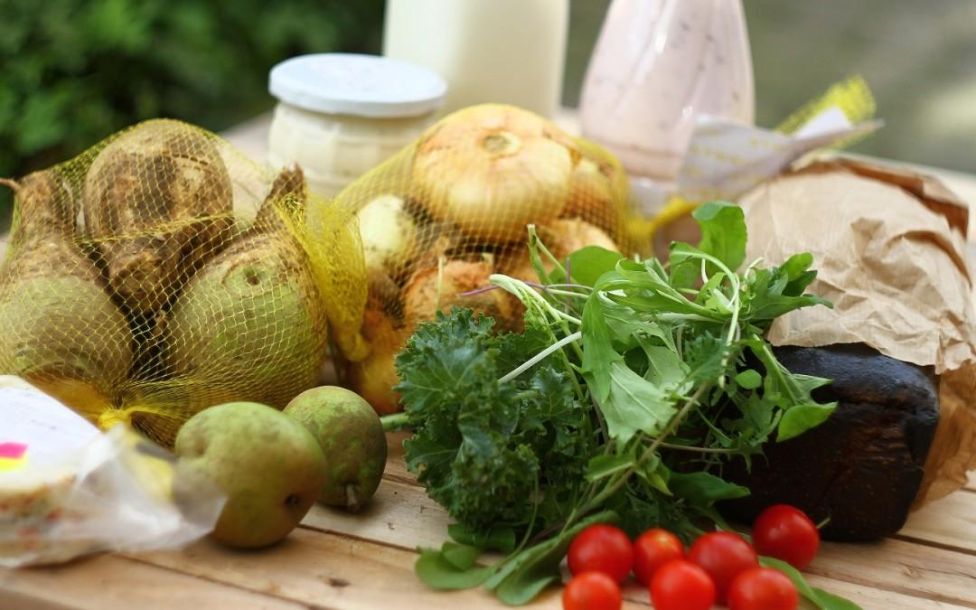 Bio pārtikas stress?!