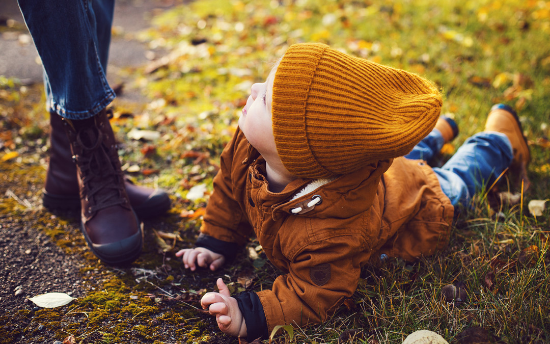 Kā nedusmoties līdzi bērnam…