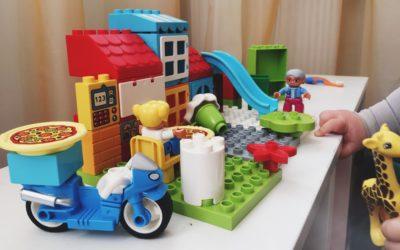 Atmiņas par spēlēšanos + dāvanas no LEGO®