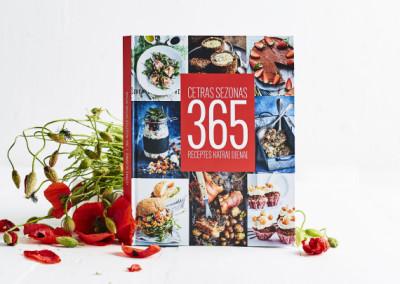 """""""365 receptes katrai dienai"""""""
