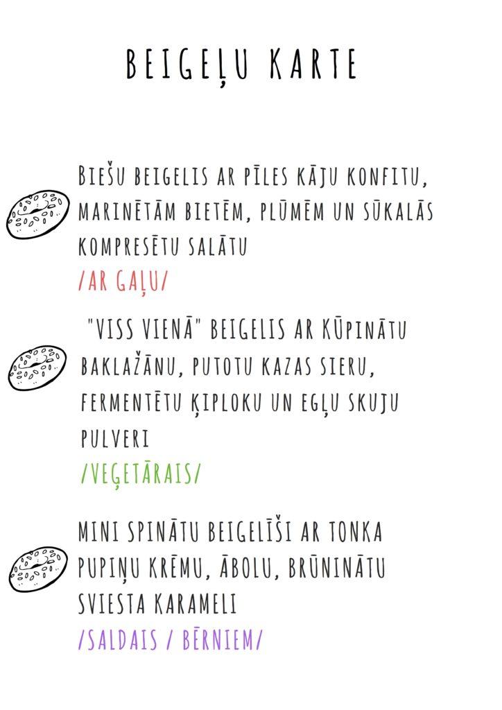 BEIGEĻU KARTE-3