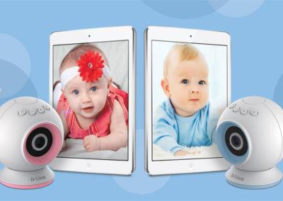 EyeOn Wifi Baby Monitor