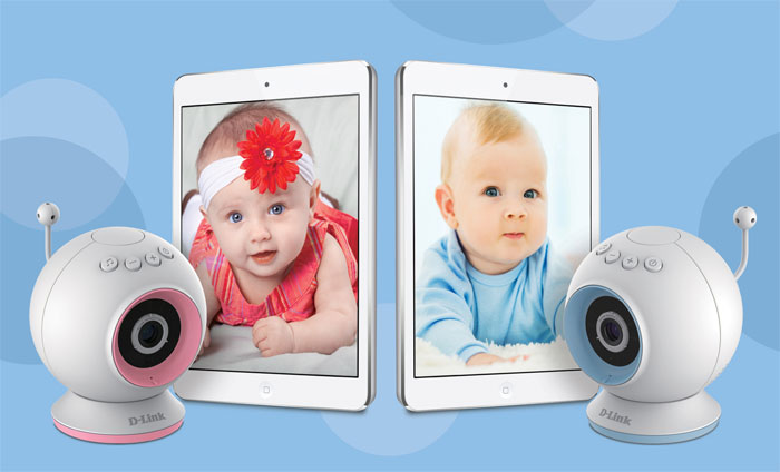 EyeOn Wifi Baby Monitor