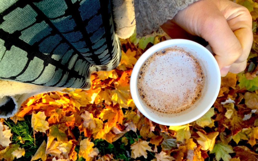 5 lietas manam rudens mieram