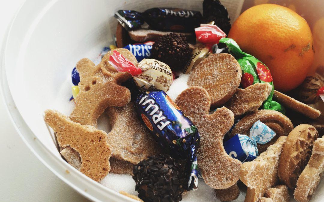 Kilograms cukura un nevajadzīgu nieku jeb Ziemassvētki bērnudārzā