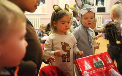 Ko dāvināt bērnudārzam?