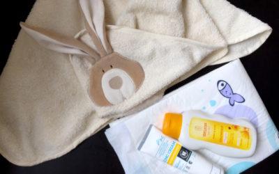TOP 9 –  lietas rūpēm par mazuļa higiēnu