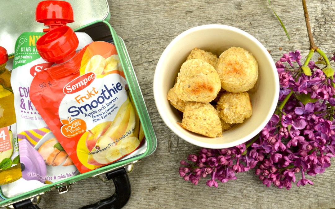 5 piknika receptes mazuļiem