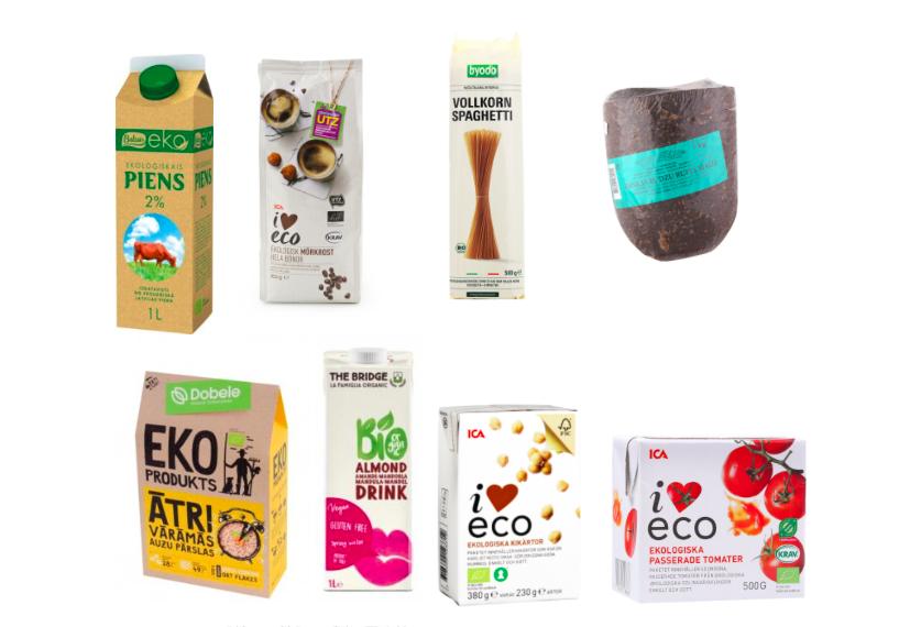 TOP 10 pārtikas produkti mūsu virtuvē