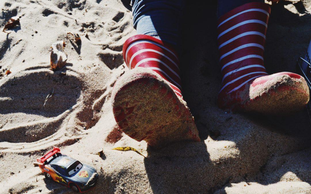 Tipu tapu : par bērnu apaviem no pieredzes