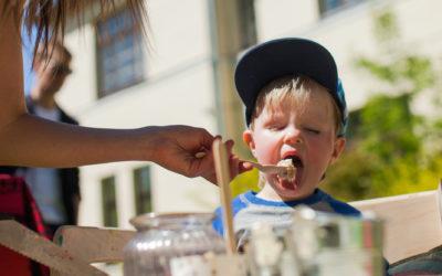 Ieteikumi veselīgiem bērna ēšanas paradumiem