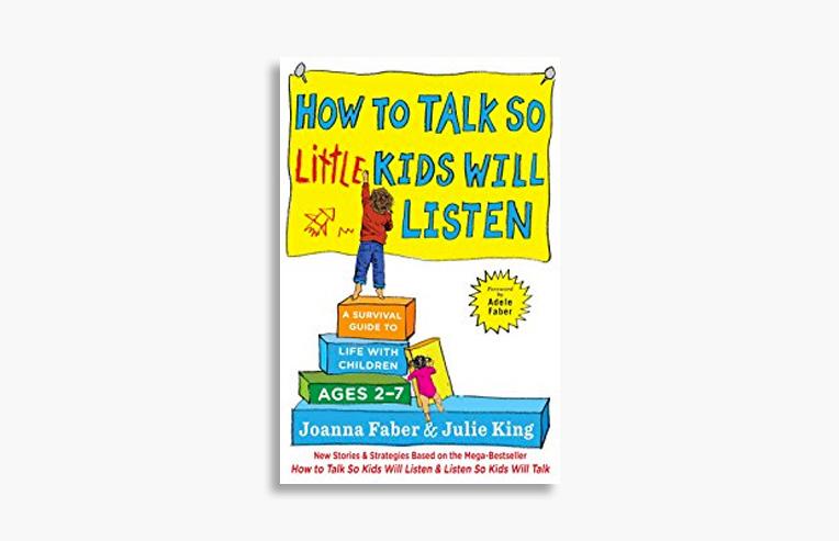 Kā runāt, lai mazi bērni klausītos?