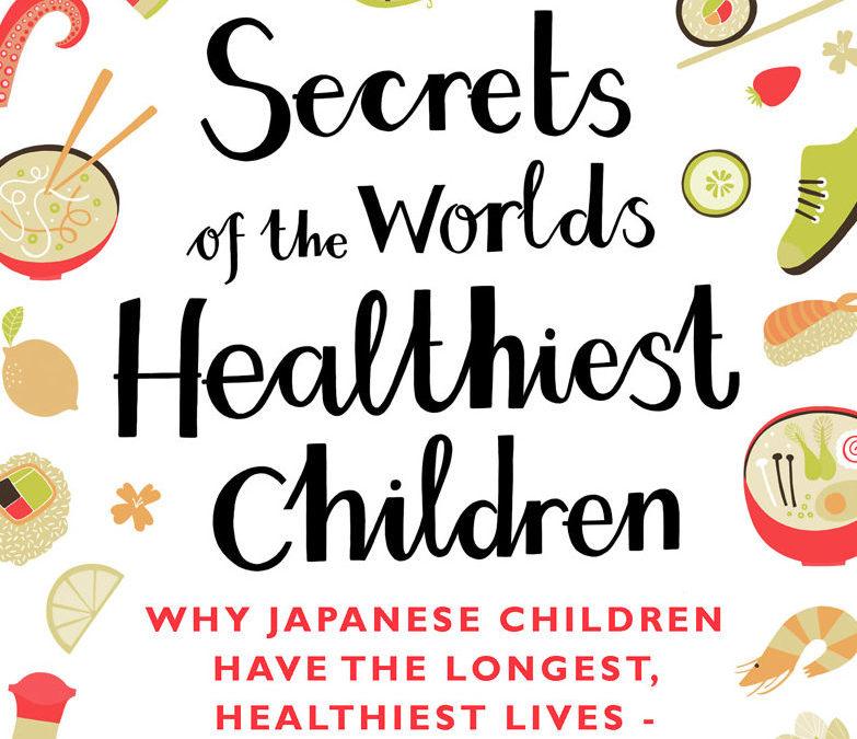 Veselīgāko pasaules bērnu noslēpumi