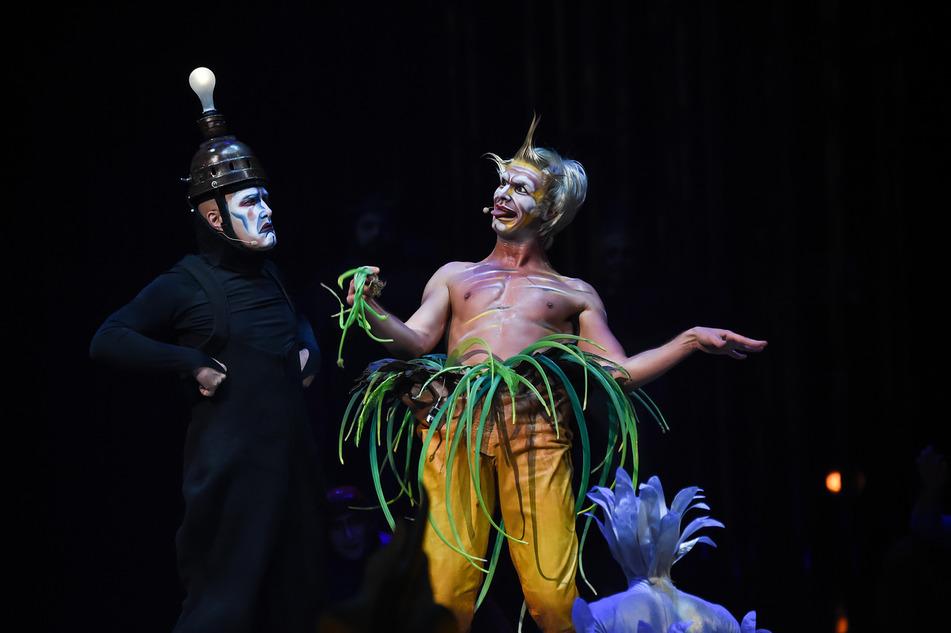 """2 bērnu tētis, Andrejs Kislitsins no Cirque du Soleil : """"Man ir tikai 32, esmu kā spartietis!"""""""