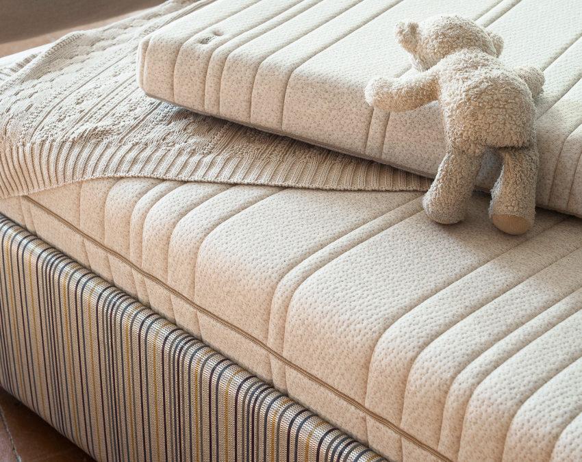 Kādu matraci izvēlēties bērnam?