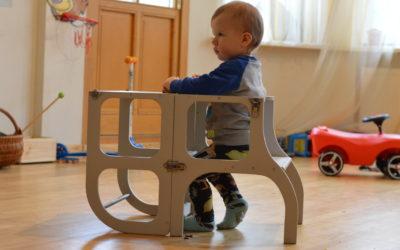 Palīgs pusotrgadniekam – Ette Tete kāpslītis / galdiņš