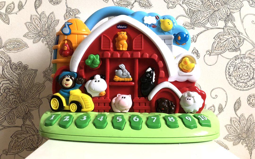 Mammas izmēģina : jaunākās Chicco rotaļlietas