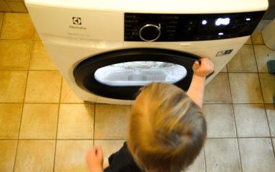Laika ietaupītājs ģimenēm – veļas žāvētājs