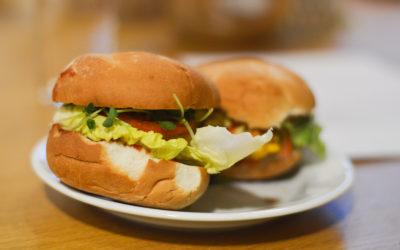 Vegāniskie burgeri