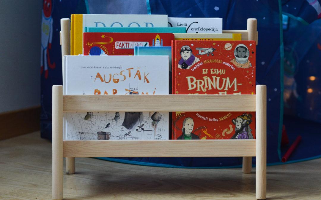 Jaunumi bērnu grāmatu plauktā / ziema 2018/2019