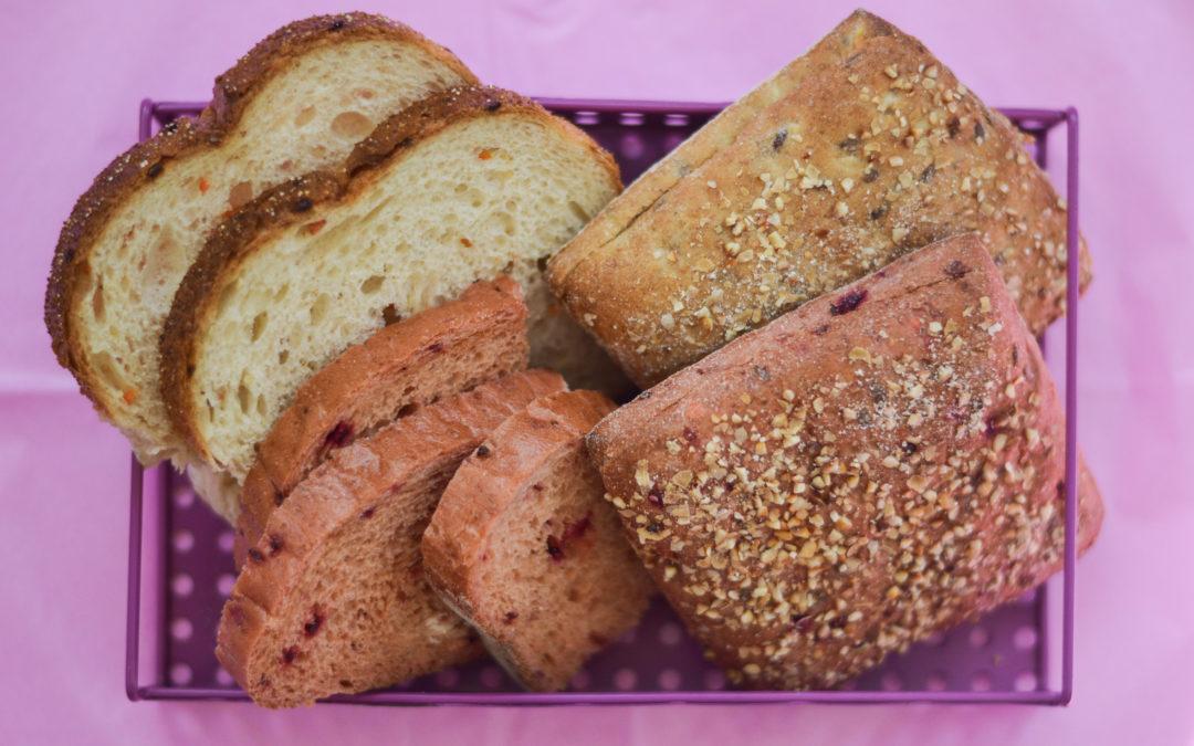 Divi vienā – dārzeņu maize