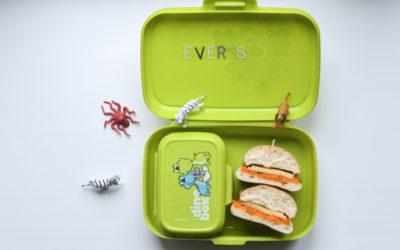"""Dažas idejas """"pusdienu"""" kastītei"""